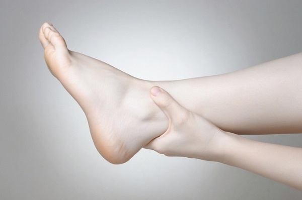 Видимая припухлость ноги