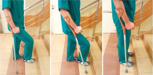 Как правильно подниматься по лестнице вверх