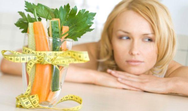 Здоровая диета при заболевании