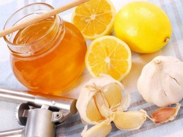 Чеснок и лимон для лечения