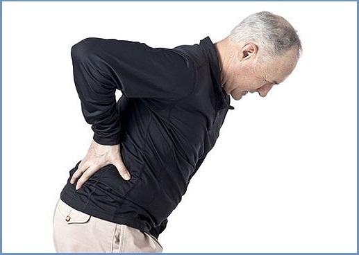 Болевые синдромы при заболевании