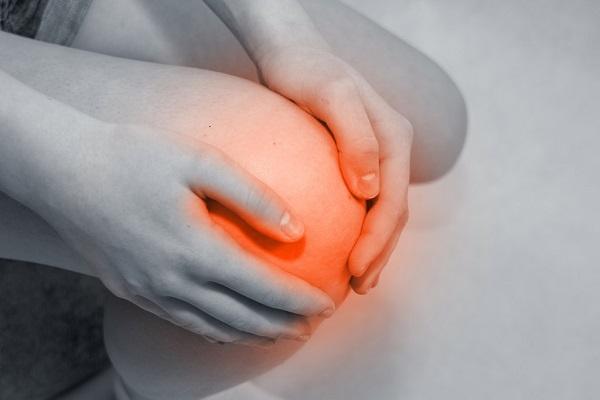 Локализация боли в суставе