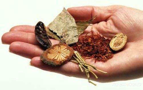 Ингредиенты для народных лекарств
