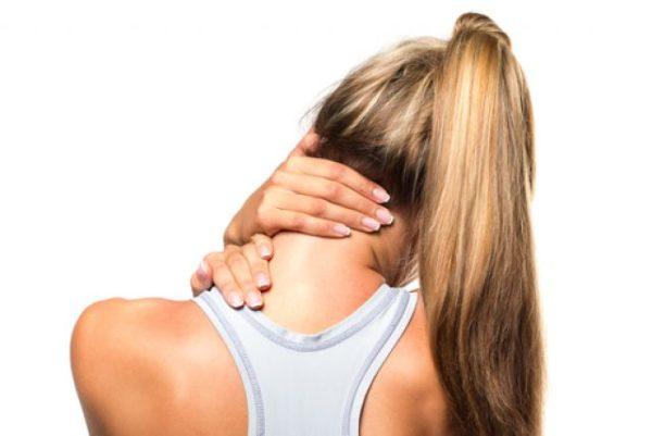 Проявление остеохондроза в области шеи