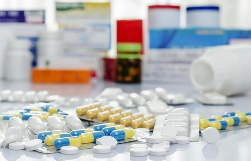 Разичные медикаменты для лечения