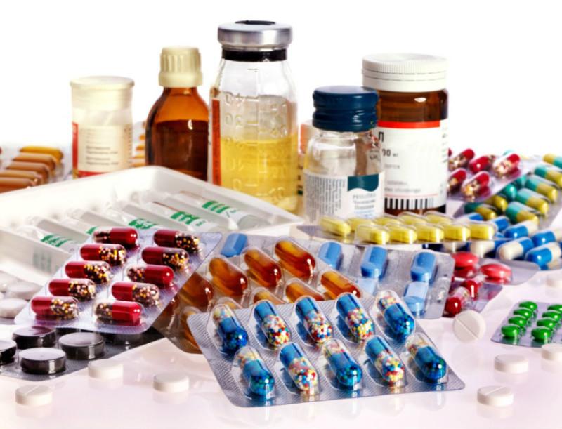 Различные медикаменты для лечения