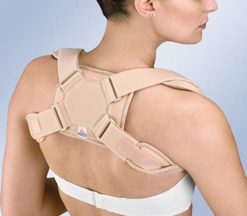 Фиксатор для выпрямления плеч