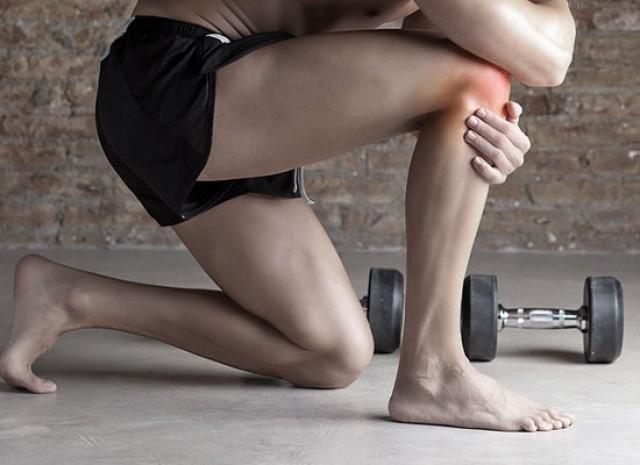 Болит нога после тренировки