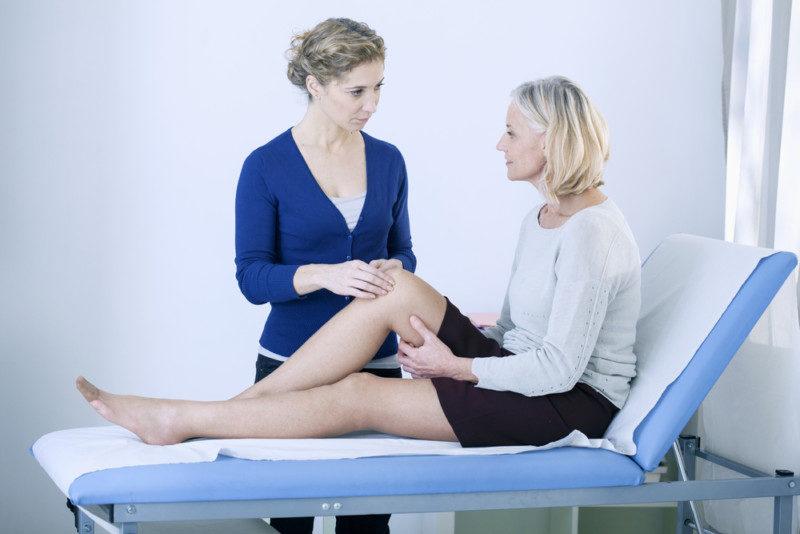 Осмотр и консультация пациента