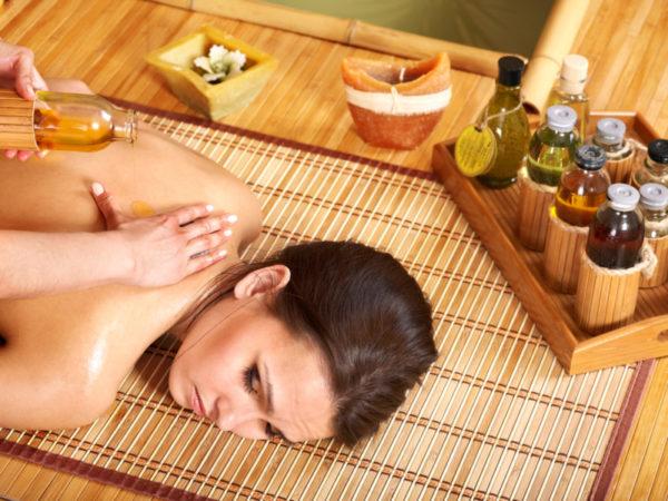Проведение оздоровительного массажа