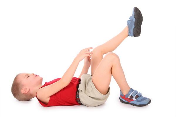 Боли в ноге у мальчика