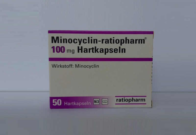 Препарат Миноциклин