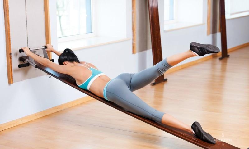 Упражнение для укрепления позвоночника