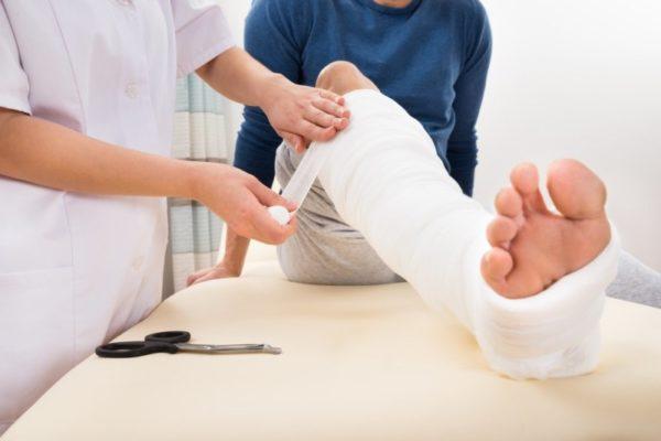 Травматические повреждения
