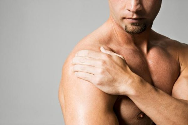 Хрустит плечо при вращении