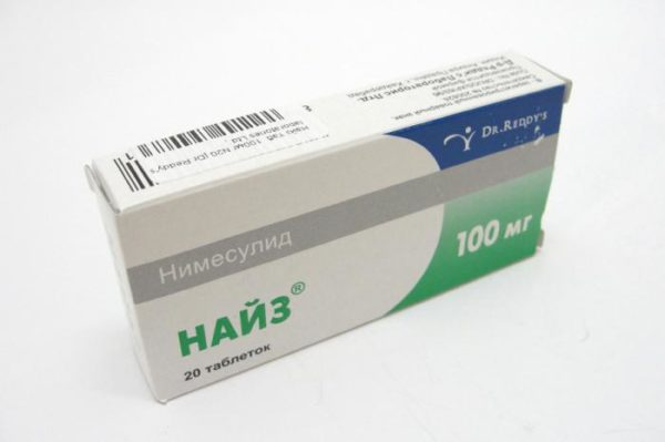 Обезболивающие таблетки при болях в суставах