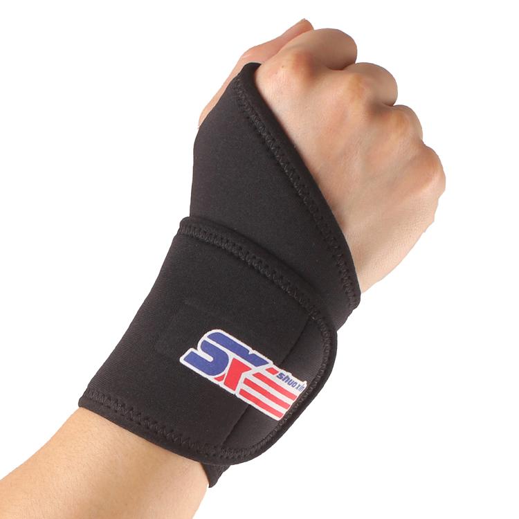 Изображение - Повязка для фиксации лучезапястного сустава Training-Exercises-Wristband-Wrist-Thumb-Wraps-Bandage-1