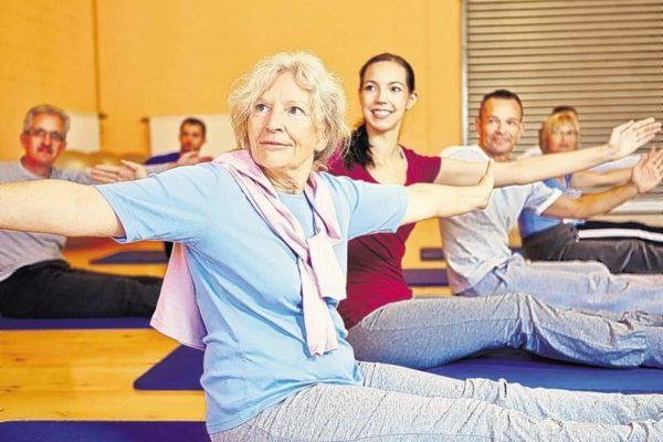 Плечелопаточный периартрит комплекс упражнений бубновского