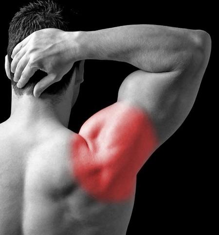 Плечевой нерв защемление симптомы
